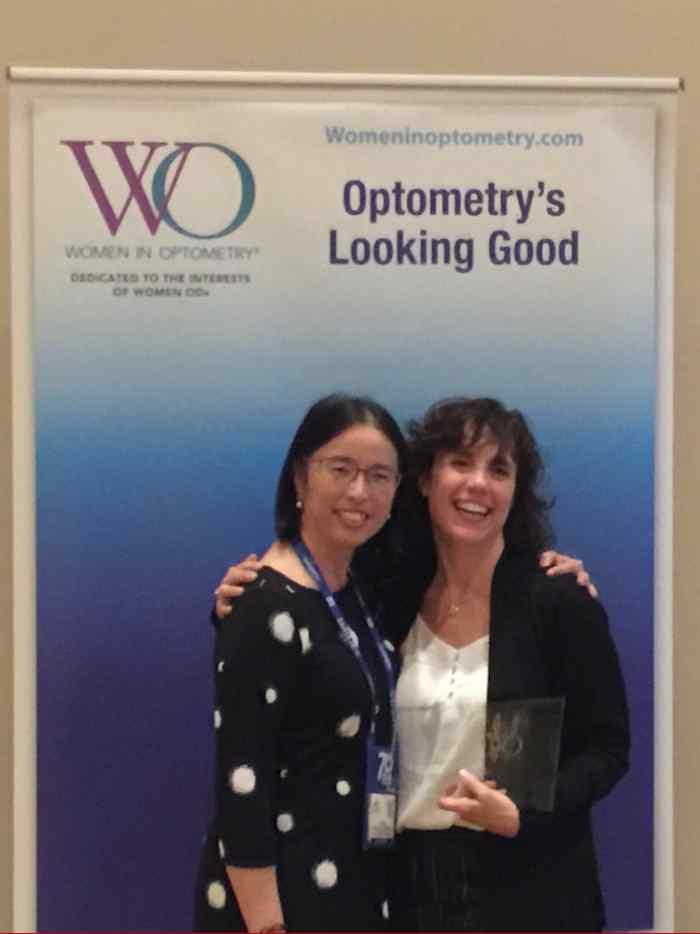 celebrating achievement of my study buddy Christine Wiles Sindt