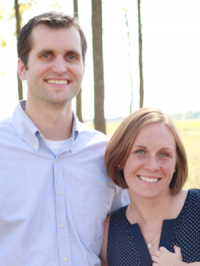 Drs. Andrew Emch and Laura Emch