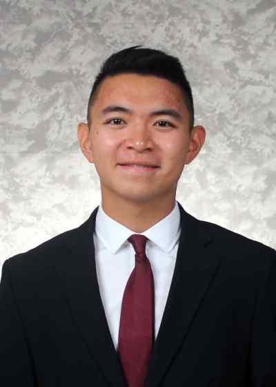 Student Award Winner Richard Wan