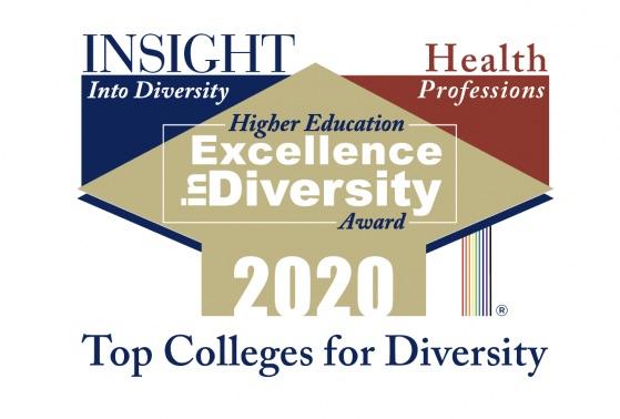 Insight Into Diversity 2020 HEED Award logo