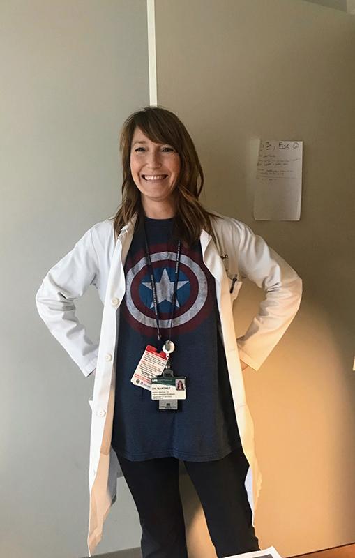 Dr. Bethany Martinez