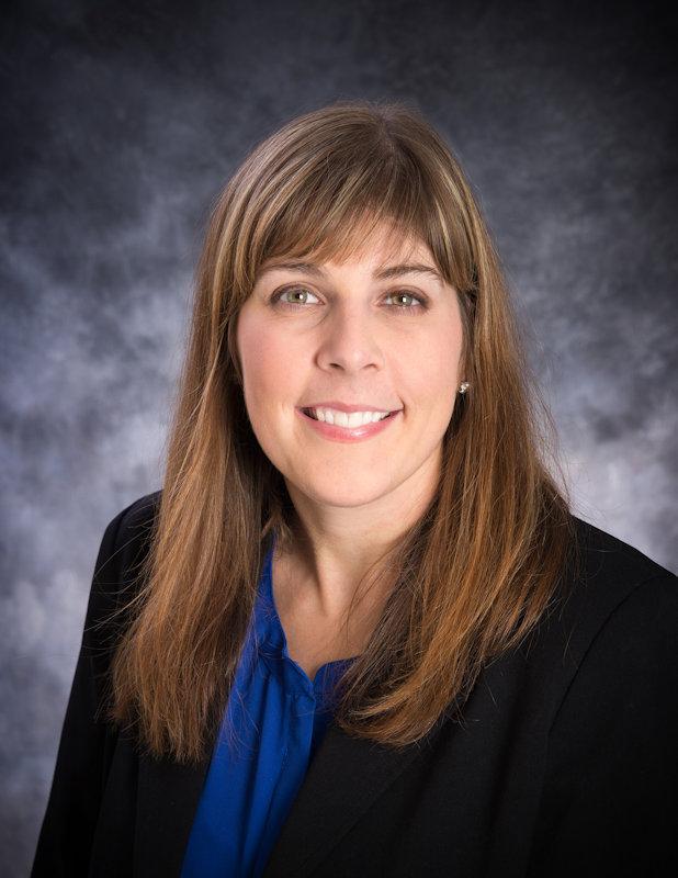 Dr. Liz Cockerill (OD'09)