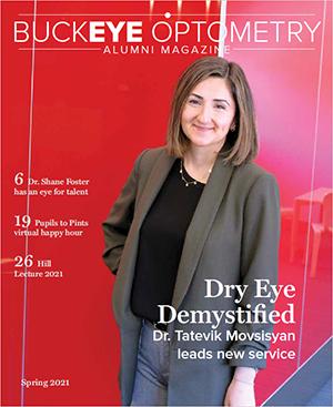2021 Spring BuckEYE Magazine