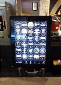 Picture of a digital sign